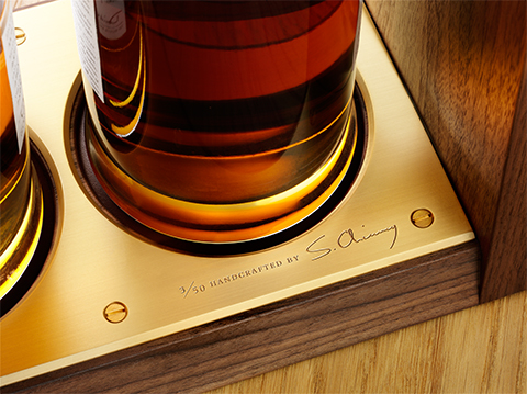 Balvenie 50 - Chapter 1_Engraving