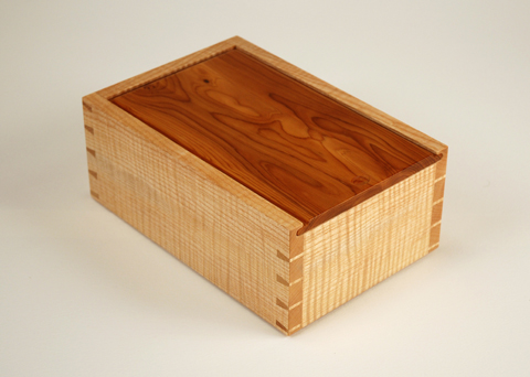 Jewellery Box with Tray