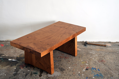 Peggeed Oak Table