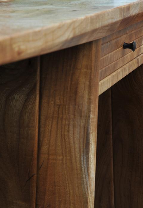 Wych Elm Table